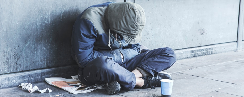 Homelessness in Western Society: The Dark Side of The Moon