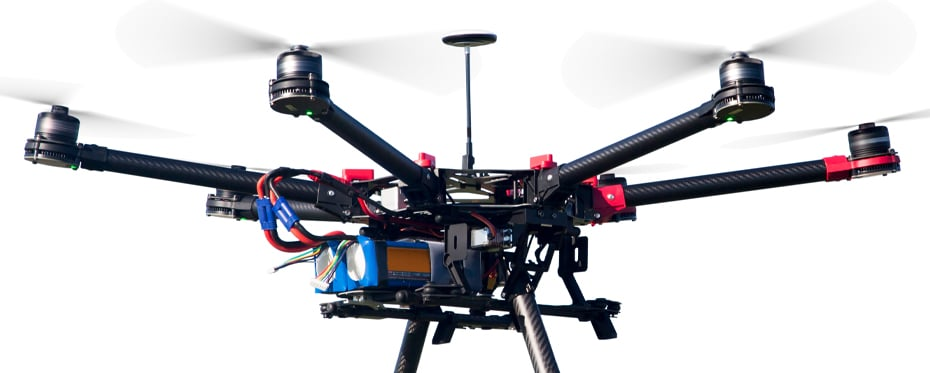 Controlling UAV networks in uncertain environments