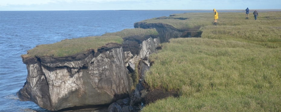 Transforming permafrost coastal systems Advancing scientific discovery through international collaboration