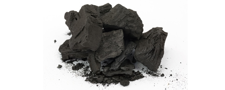 Electron storage and transfer in biochar materials