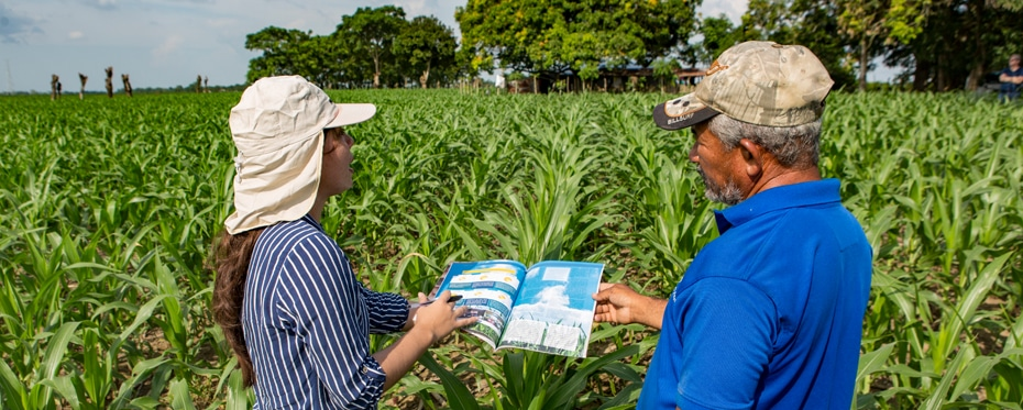 Facing climate risk management together in Colombia