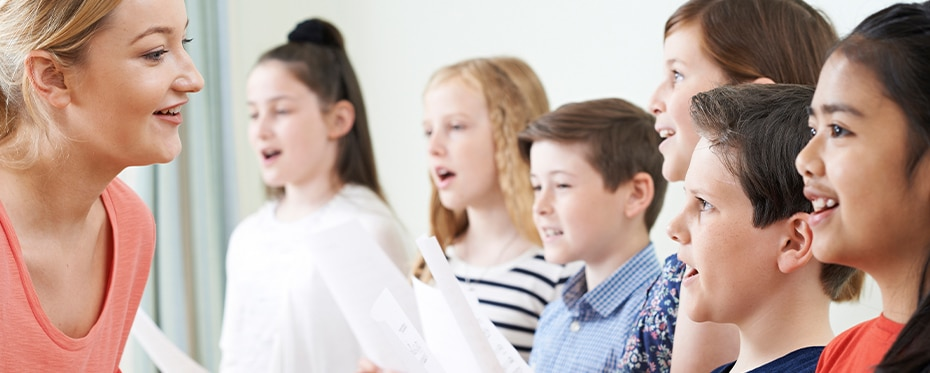 The science of singing: When speech and music combine