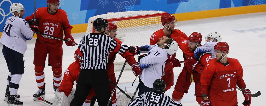 "The NHL had previously relied on a ""player's code"": a player was allowed to punish an opponent with his fists as he saw fit."