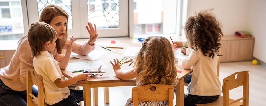 How joyful dialogic reading jumpstarts early learning