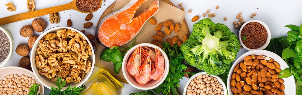 Dr Kang's research suggests that a diet high in omega-3 and low in omega-6 helps prevent many chronic diseases.