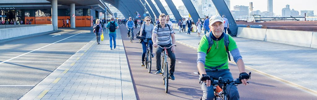 Cities in motion: To make our urban future sustainable, reconsider car dependency