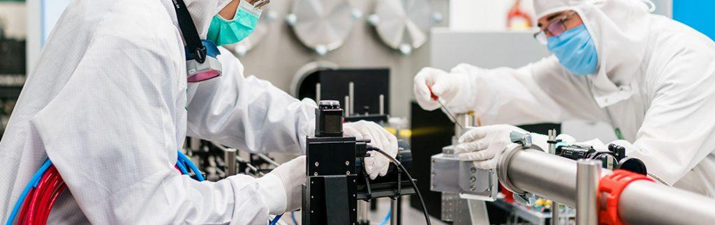 Laser induced damage threshold testing